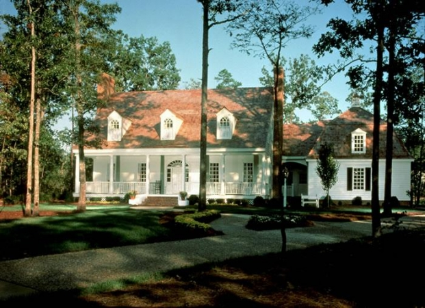 William e poole designs natchez ii the for William poole homes