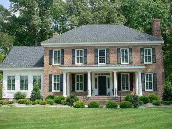 William e poole designs fairfax for William poole homes