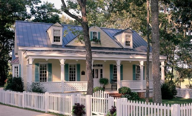 William e poole designs gulf coast cottage for William poole house plans