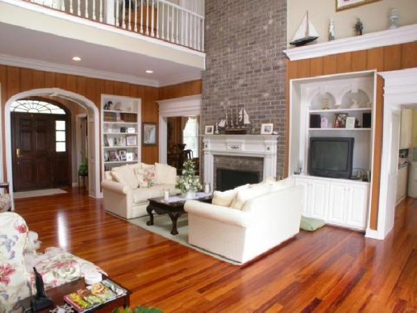 William e poole designs edisto river cottage for Calabash cottage floor plan