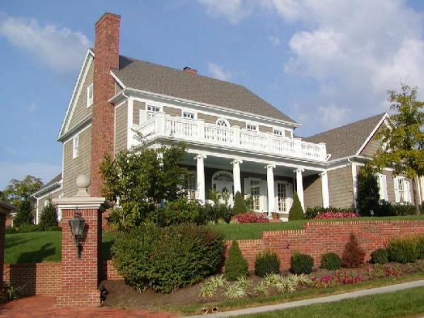William e poole designs chesapeake bay for William poole homes