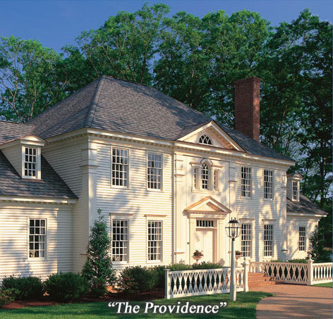Classic home plans by william e poole custom luxury for Classic house builders